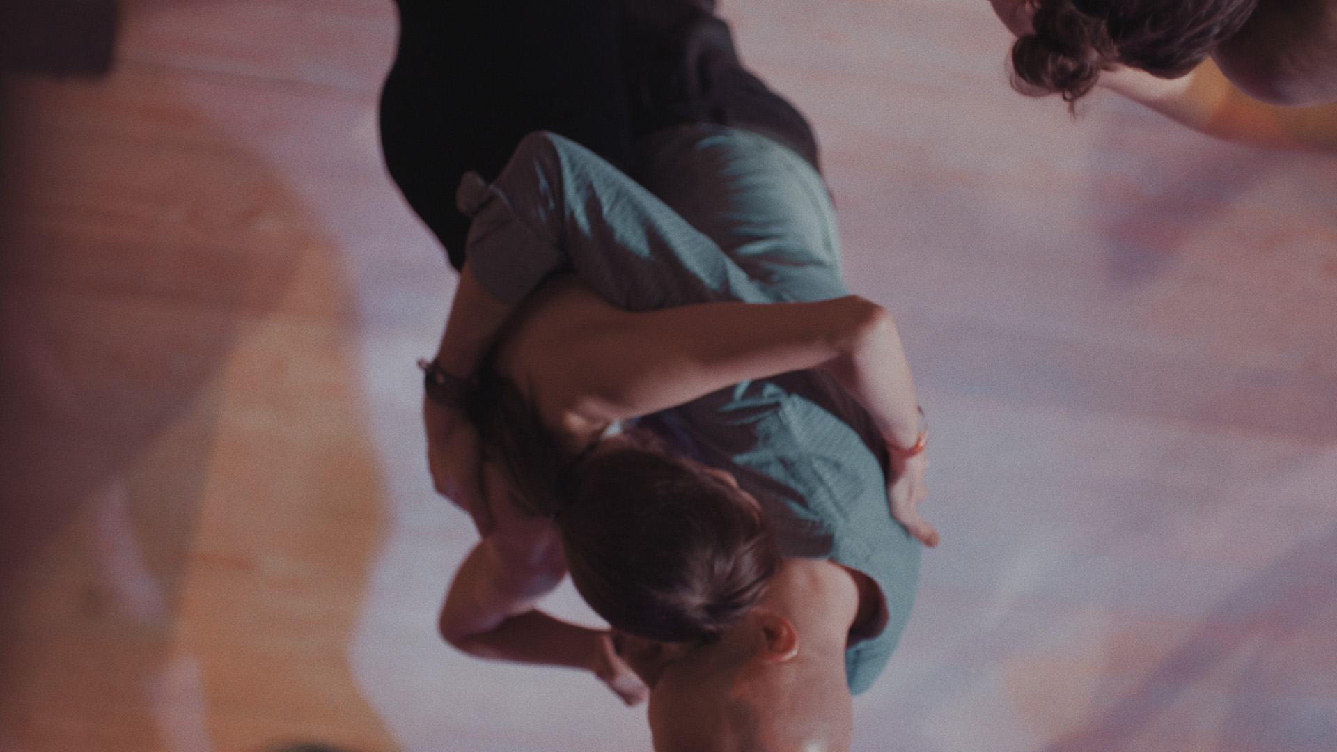 still of project 1000 miles till the next embrace.